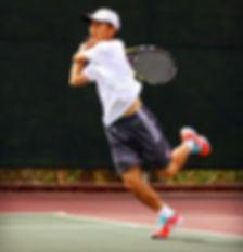 Tennis-Etudes, Université Americaine David LIN formé à l'Académie Pau Pyrénées