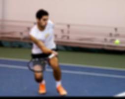 Tennis-Etudes, Université Americaine Alexis HEUGAS formé à l'Académie Pau Pyrénées