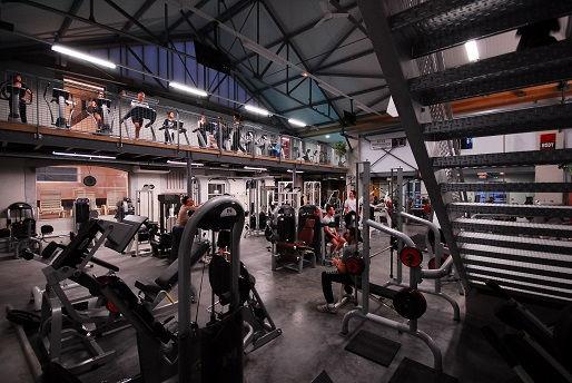Salle de musculation de Odyssée 44