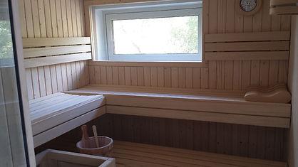 Sauna de Odyssée 44