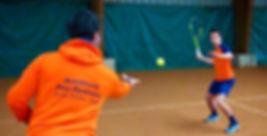 Installations des stages de tennis et Tennis étude de l'Académie Pau Pyrénées