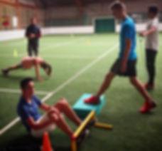 Préparation physique l'Académie Pau Pyrénées