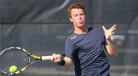 Tennis-Etudes, Université Americaine Clément MARZOL formé à l'Académie Pau Pyrénées