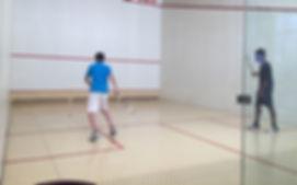 Squash de l'Académie Pau Pyrénées