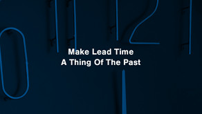 Never worry about lead time for your HVAC filters again.