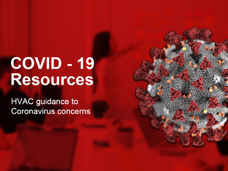 HVAC Guidance and resources related to coronavirus (COVID-19)
