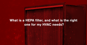 Learn what the standards are for a filter to be considered a HEPA filter.