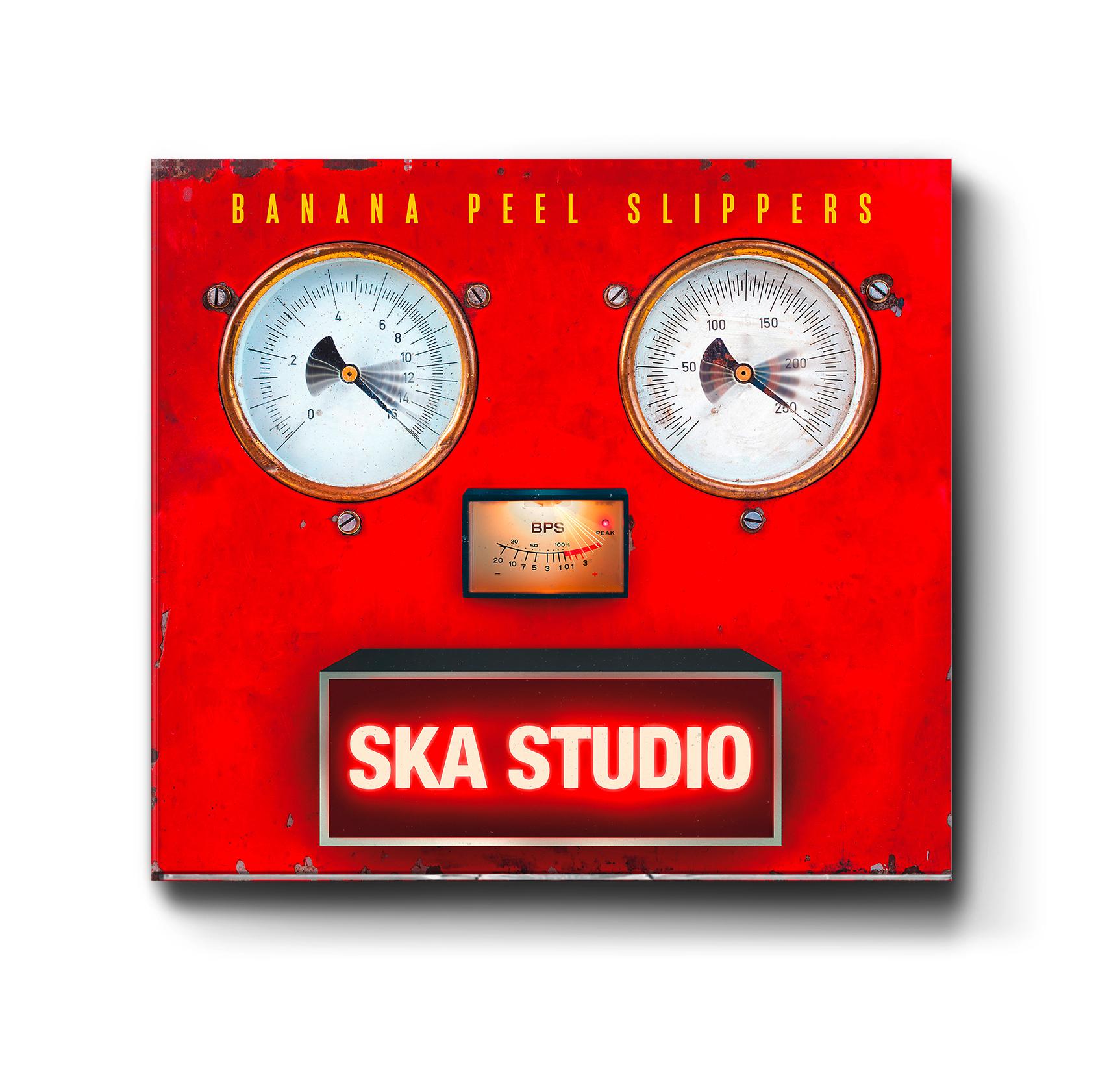 Banana Peel Slippers / SkaStudio