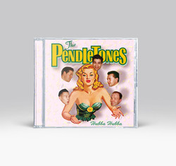 Pendletones CD-Hubba-Front