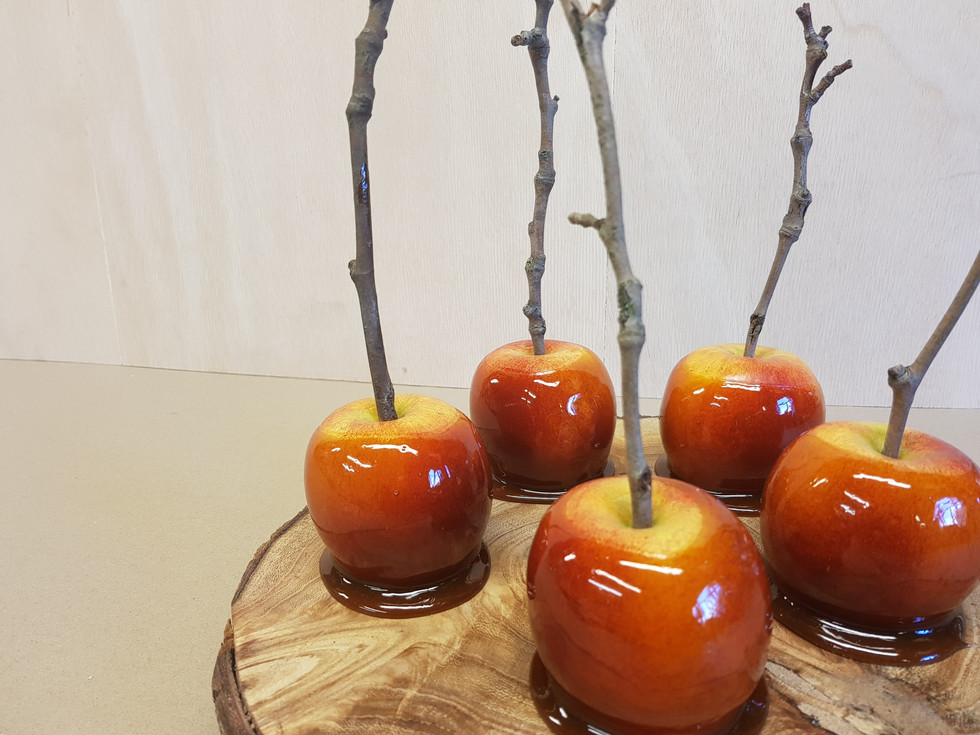 Toffee Apple Props (University Project)