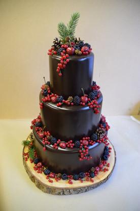 Chocolate Cake Prop (University Project)