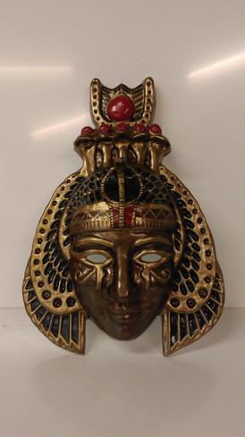 Egyptian Mask Prop (University Project)