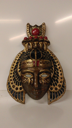 Egyptian Mask Prop (University Project)