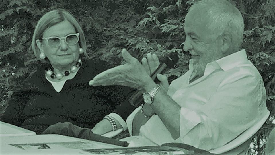 con Gianni Canova