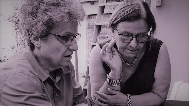 ... con Rita Rava