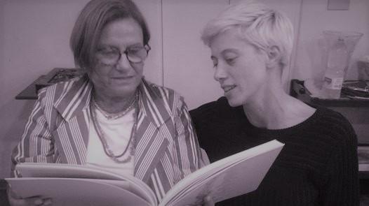 con Viola Emaldi
