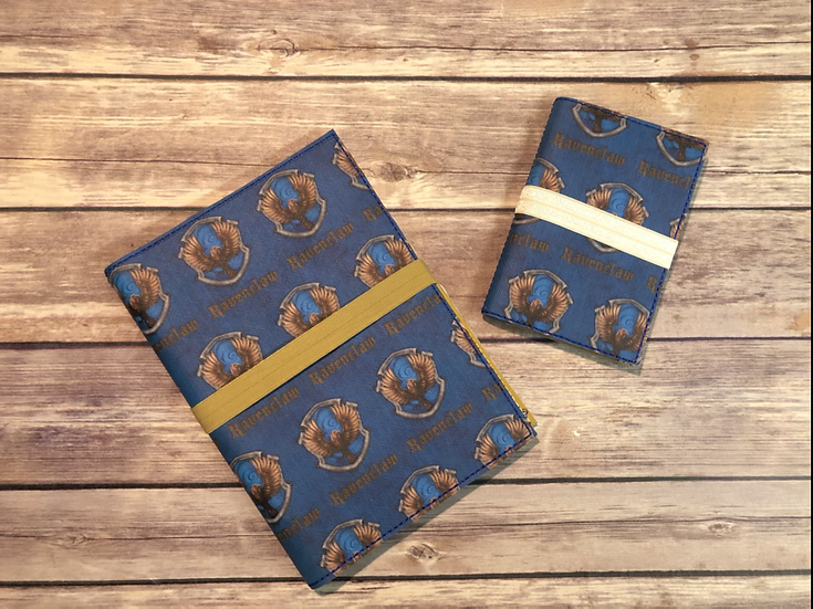 Eagle House Notebook Keeper - Ready to Ship