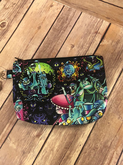 Haunted Mansion themed Wristlet - Ready to Ship