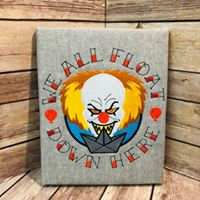 Pennywise - Wall Art - Made To Order