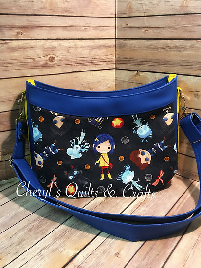 Coraline Crossbody Bag - made to order