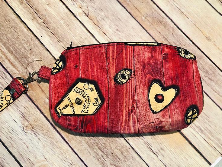 Ouija Board Wristlet - Ready to Ship