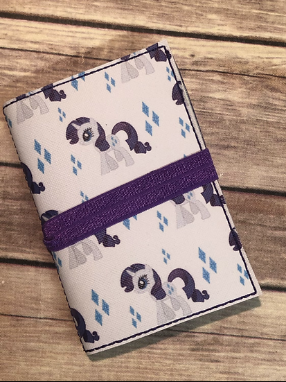 Rarity Notebook Keeper - Ready to Ship