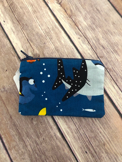 Finding Dory Pouch - Ready to Ship