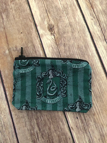 Snake House Zipper Pouch - Ready to Ship
