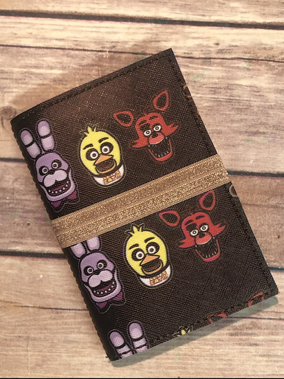 Five Nights at Freddy's Notebook Keeper - Ready to Ship