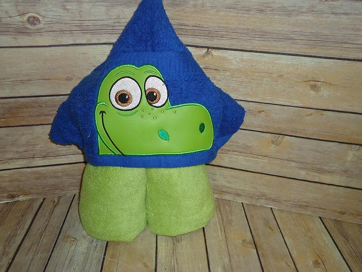 Dino Explorer Hooded Towel