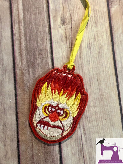 Heat Miser Ornament - Made to Order