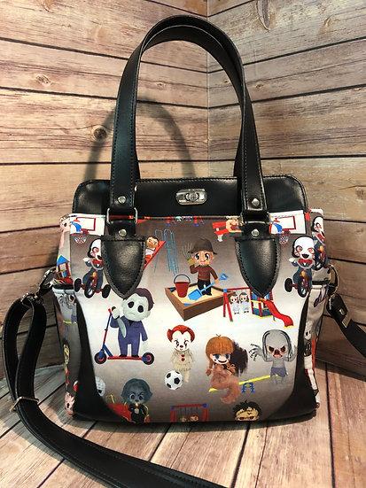 Horror Playground Aster Handbag