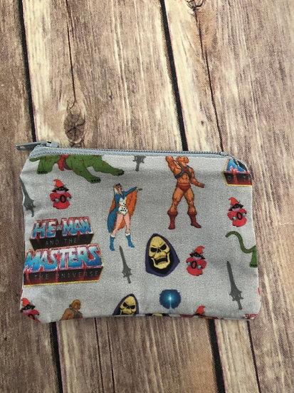 He-Man Zipper Pouch - Ready to Ship