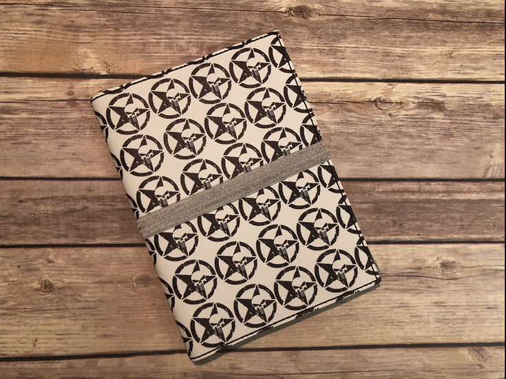 The Punisher Notebook Keeper - Ready to Ship
