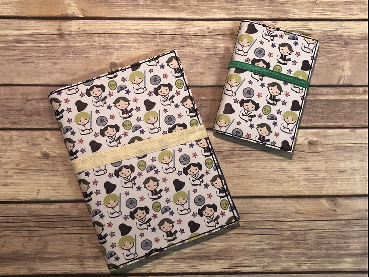 Star Wars Original Trilogy Notebook Keeper - Ready to Ship