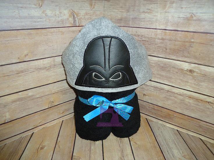 Star Wars Darth Vader Hooded Towel