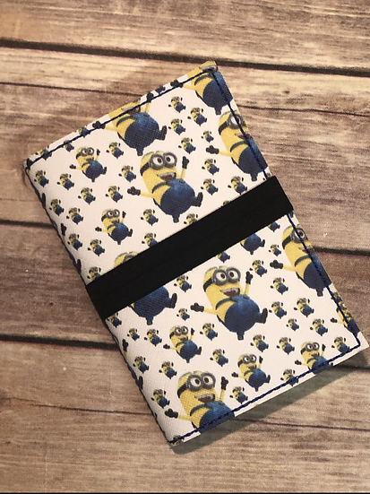 Minions Notebook Keeper - Ready to Ship