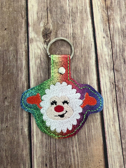 Twink from Rainbow Brite Embroidered Key Chain