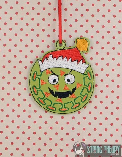Corny V Rus Ornament - Made to Order