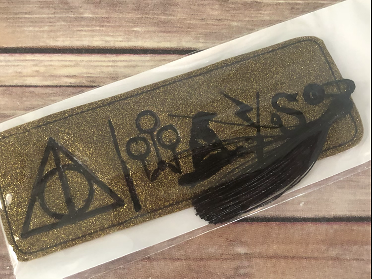 Always Vinyl Bookmark - Ready to Ship