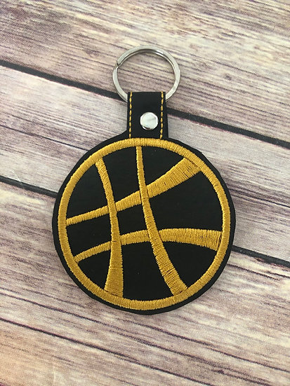 Doctor Strange Embroidered Key Chain