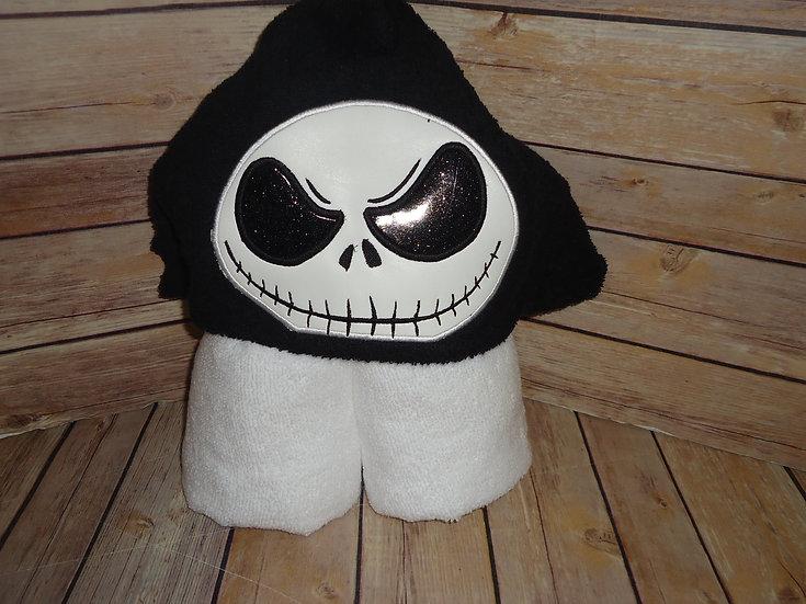 Jack Inspired Hooded Towel