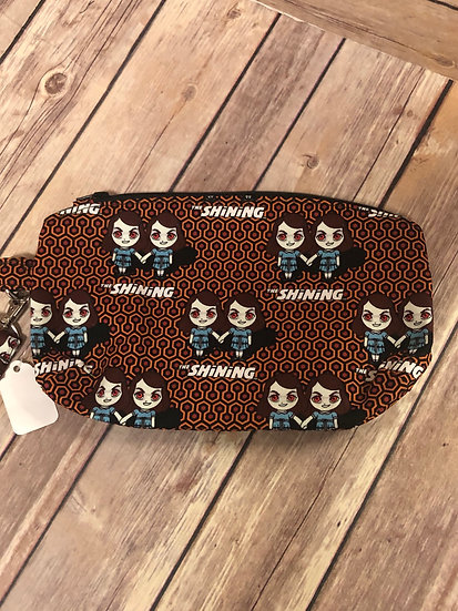 The Shining themed Wristlet - Ready to Ship