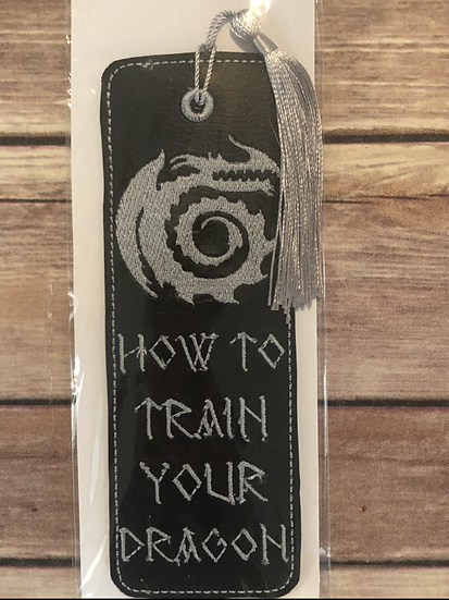How to Train Your Dragon Bookmark - Ready to Ship