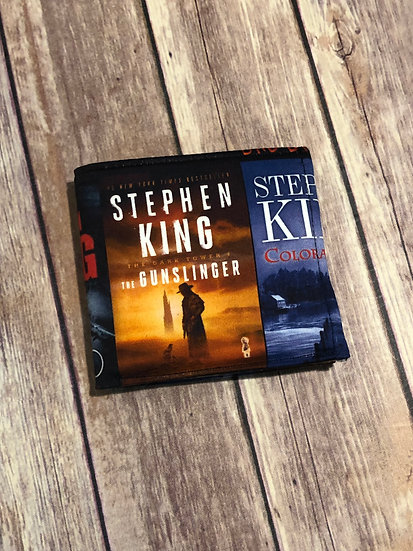 Stephen King themed Men's Bifold Wallet