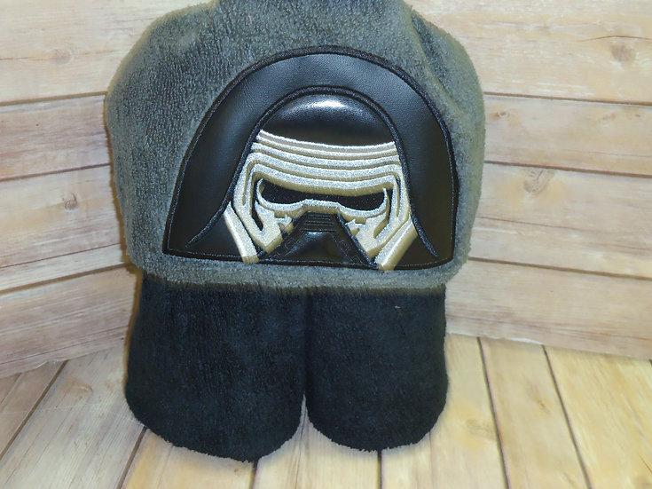 Star Wars Kylo Ren Hooded Towel