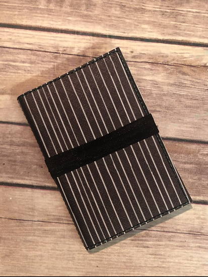 Jack's suit Notebook Keeper - Ready to Ship