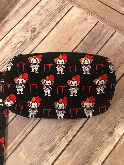 IT Pennywise themed Wristlet - Ready to Ship