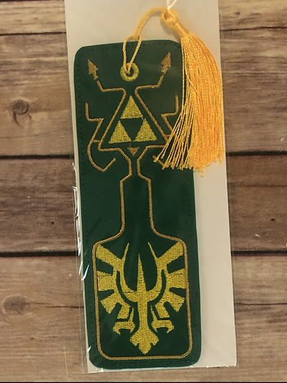 Legend of Zelda Bookmark - Ready to Ship