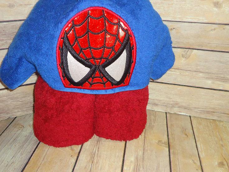 Spider-Man Hooded Towel